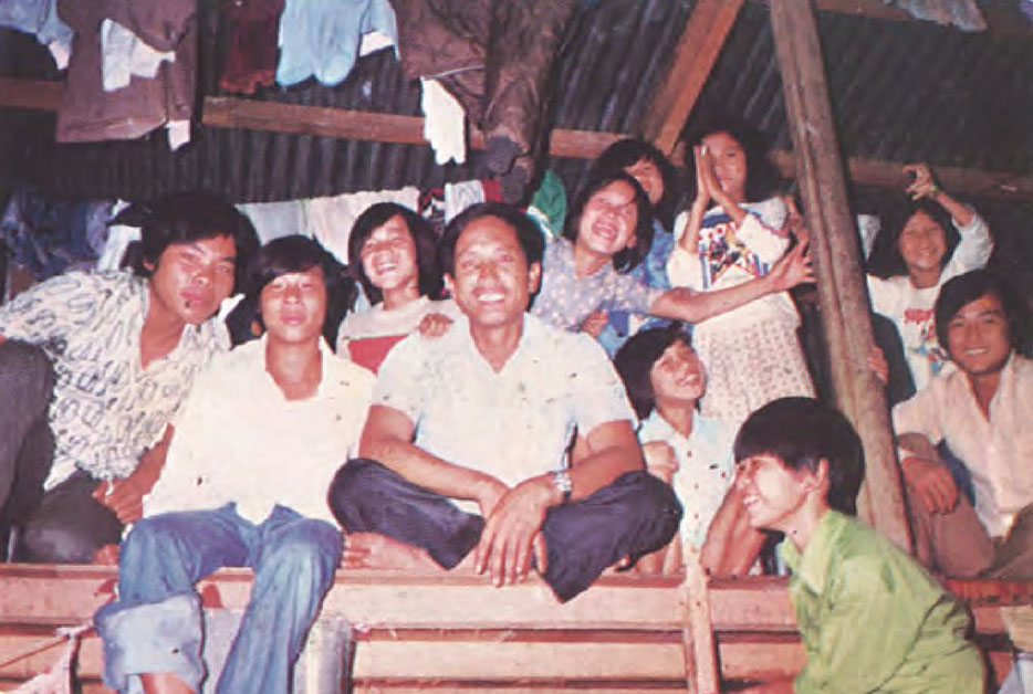 Life at Ka Ho camp in the 1970s and 80s