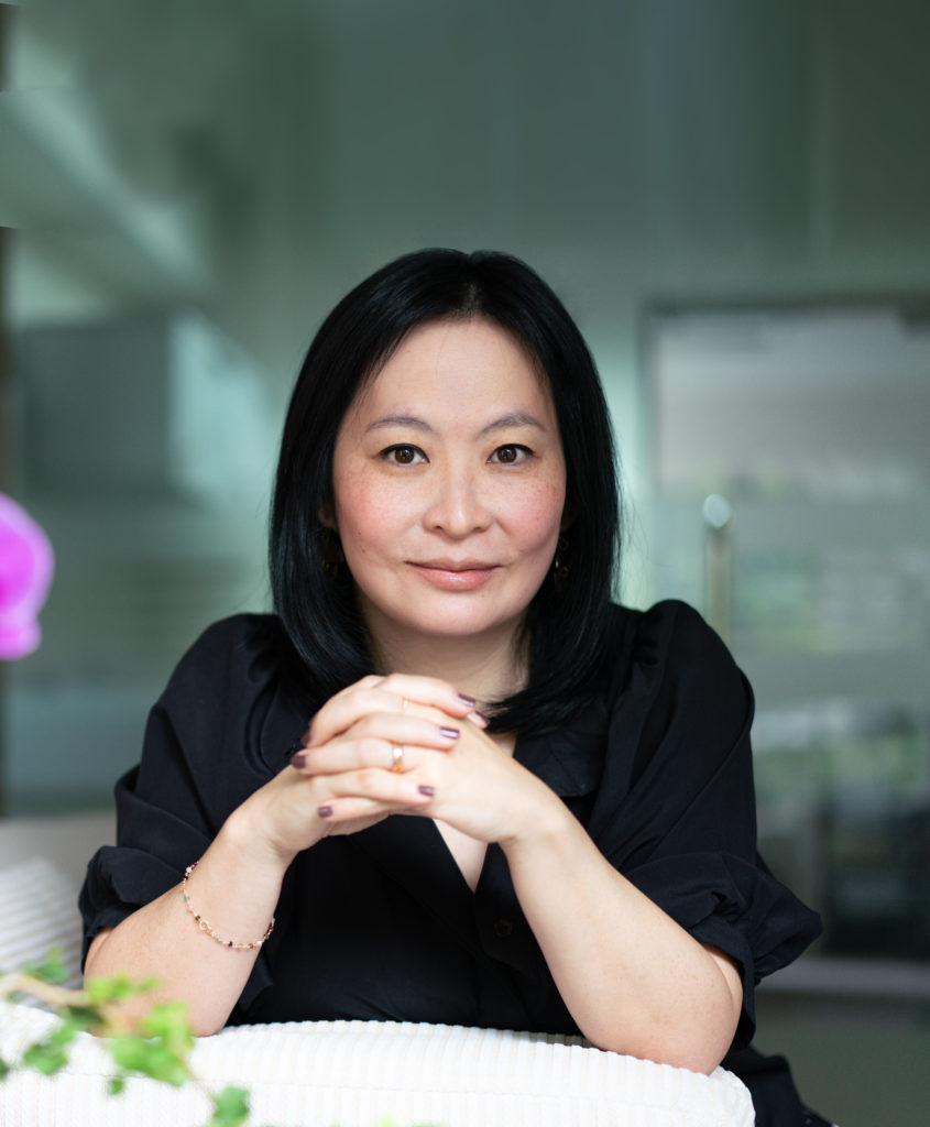 Jo Soo-Tang, organisor behind HKAHF's annual Women of Hope cancer awareness campaign.