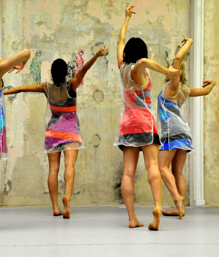 Looking Backward To Tomorrow. Choreography A. Ayuso Image By Eugenia Morales