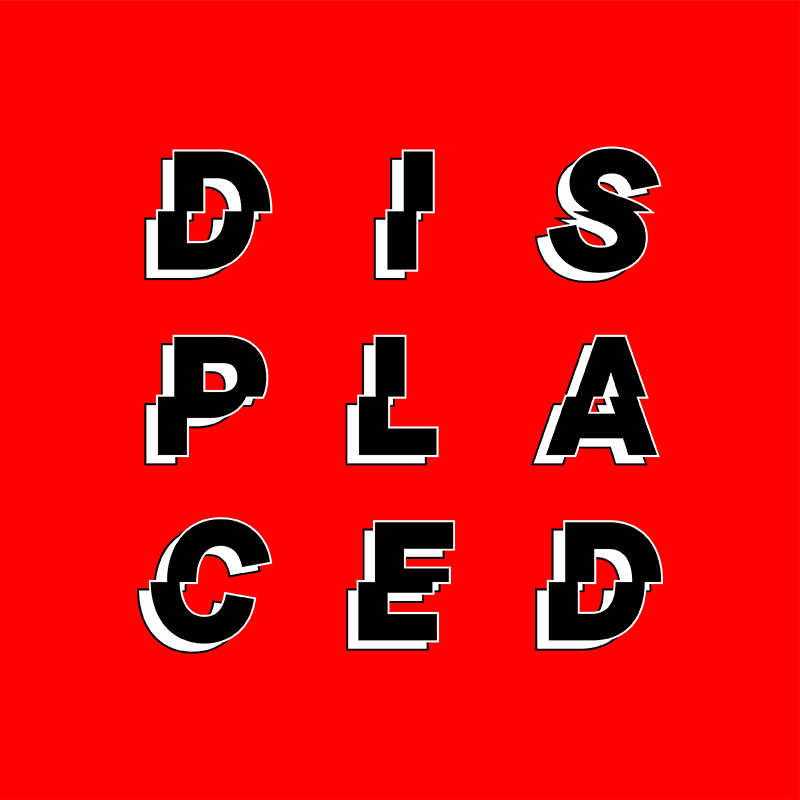 Displaced Primarylogo